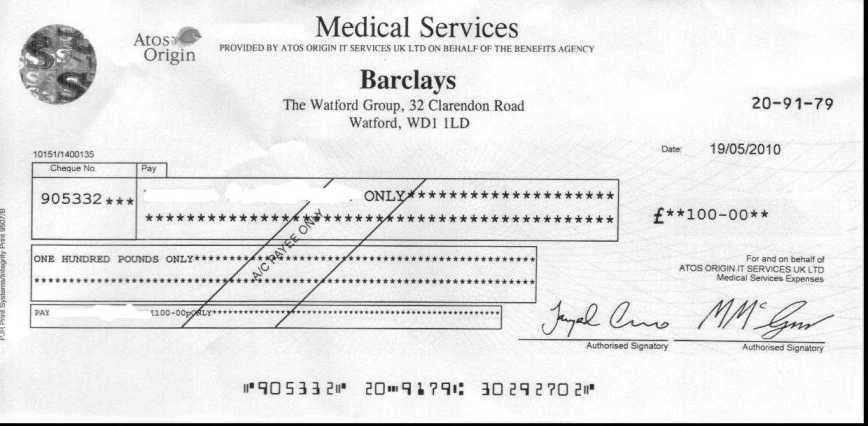 Dwp Esa Medical Examinations Letters